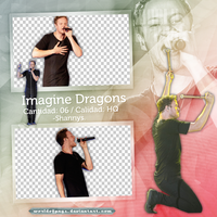 Pack Png 523 - Imagine Dragons by worldofpngs