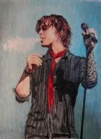Ville Valo by stueplante
