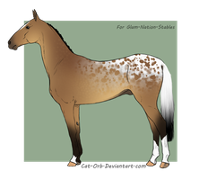 Custom Design for Glam-Nation-Stables by Cat-Orb