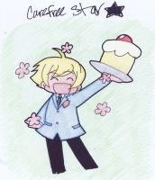 Ouran - Who Wants Cake? by ExxDxx13