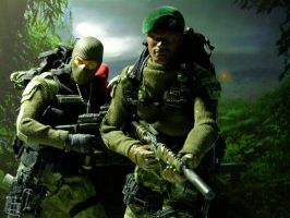 GI Joe - Jungle Recon by Riebeck