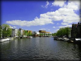 The Beauty Of Amsterdam by MaRyS90