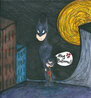 My Batman by Kittychan2005