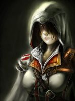 Assassin's creed (Girl version) by TheGamesterGirl