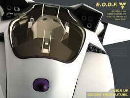 EODF Recruiting Poster by Mechis