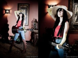 Marceline: Scream Queen by chinasaur
