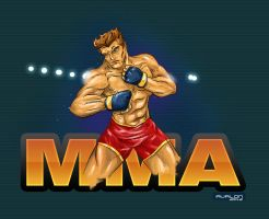 MMA by Andres-Iles