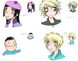 South Park- The Others by danielly