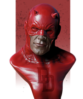 DAREDEVIL by Thyke