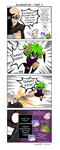 Yandere-Chan 4koma - Elimination - Part 3 by Zero-Q