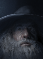 Gandalf by MariusBota