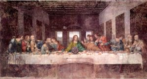 ALBUS 2010 - Last Supper by firefoxcentral
