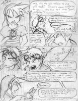 FFVII_OoT Crossover Comic :7 by LaCidiana