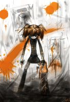 Marmalade Chainsaw by brokenlink