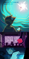 Song Of The Century - Homestuck Song Comic by BabaKinkin
