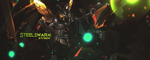 Steelswarm Stinger by Cyrux-gfx