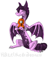 Commission: Harm luffs Kenny by Hazelthedragoness
