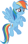 Rainbow - Trying not to laugh by midnite99