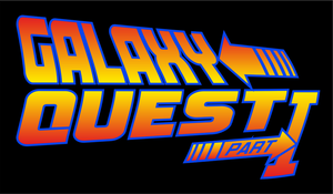 Galaxy Quest Back to the Future Mash-Up by CmdrKerner