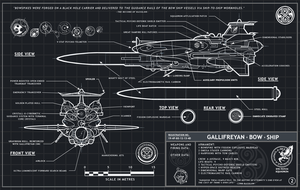 Gallifreyan Bow Ship Gray-Print Page 2 by Time-Lord-Rassilon