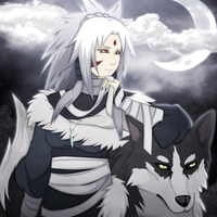 Senju Akane - She wolf by FireEagleSpirit