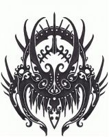 Tribal Emblem by Helletic-Hybrid