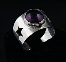 Punk Ring by SoulStoneDesigns
