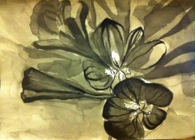 Flower Still Life by freaky06