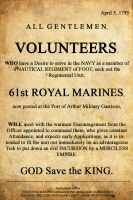 ALL GENTLEMEN VOLUNTEERS... by Radavik