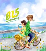 815 anniversary - aiba and nino by imaipack