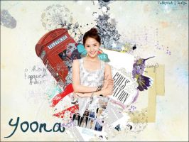 SNSD Yoona by Costaria23