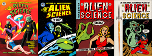 Alien Science Variant Covers by cubist1234