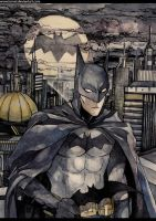Batman by lorna-ka
