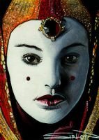 Queen Amidala by RandySiplon