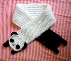 Panda Longbottom by bobbin4apples