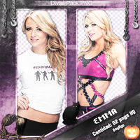 Divas Pack Png - Emma by KellyKellyBoy