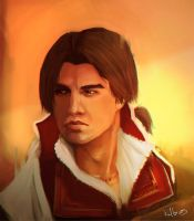 Ezio Audiotre Portrait by Kalberoos