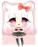 [oc] Rini by rinihimme