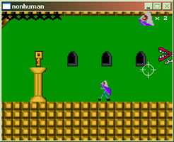 Nonhuman Action 52 C++ fangame by Moosader