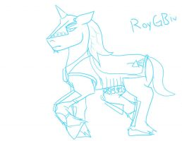 Guard Roy by Kegawa by RoyGBiv-MLP