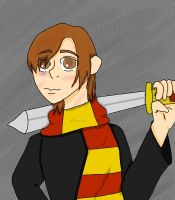 DH Spoilers: Neville by Coqui- by Hogwarts-Castle