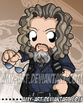 Bobby - Sons of Anarchy by amy-art