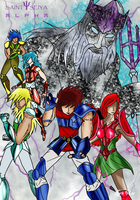Saint Seiya: Alpha by pipe07