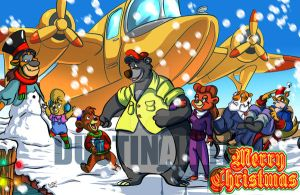 TaleSpin Christmas by DustinEvans
