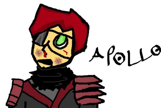 Apollo (took forever used mouse) by ValeOfFire
