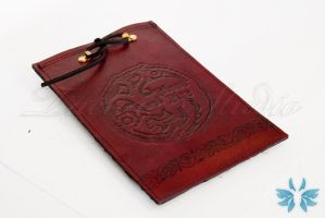 House Targaryen Kindle Case by taeliac