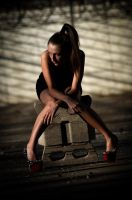 Miss Misery by nikongriffin
