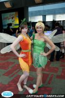 Tink and Fawn by NovemberCosplay