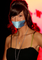 Mary Elizabeth Winstead gagged by MaryEWinsteadGagged