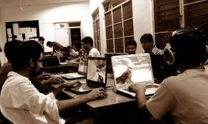 LAN Gaming BH-4 1-4-11 by malaykeshav